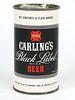 1953 Carling Black Label Beer 12oz Flat Top 38-13