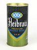 1970 Heibrau Premium Beer 12oz Tab Top T74-28