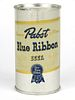 1949 Pabst Blue Ribbon Beer 12oz Flat Top 46-07