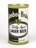 1968 Amber Brau Lager 12oz Tab Top T33-14
