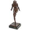 Donato Gramegna (Italian, 1893) Dancing Nude Bronze