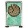 Antique Sterling Travel Clock