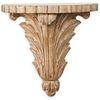 Italian Carved Wood Wall Bracket