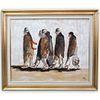 Golett Orvieto Oil on Canvas