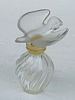 Perfume Bottle with Stopper by Lalique