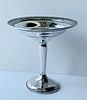 Sterling Compote Candy Dish