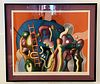 Limited Edition Offset Lithograph Signed & # 30/250