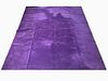 Stark Modern Purple Room Size Carpet, 13' x 11'