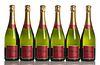 Six bottles Menuel-Bonnet Blanc de Blancs Brut. Grand Cru Brut. Category: Champagne. Côte des Blancs, Oger.