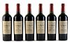 Six bottles Enzo Bianchi Gran Cru, vintage 1994. Category: red wine. D.O.C. San Rafael, Mendoza (Argentina). Numbered bottles. Level: A/B. 750 ml.