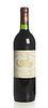 A bottle of Château Margaux Premier Grand Cru Classé 1986. Category: red wine. Margaux, Bordeaux (France). Level: B.