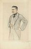 Louis Icart, Untitled (Portrait of a Gentleman)