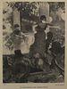 Edgar Degas (after) - Le Cafe Concert des Ambassadeurs