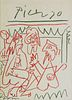Pablo Picasso (After) - Les Dejeuners Book Cover