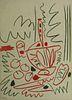 Pablo Picasso (After) - Les Dejeuners Book Cover (Back)