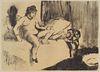 Edgar Degas (After) - Attente