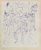 Pierre Bonnard (After) - Untitled (Dapper Fellow)