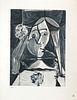 Pablo Picasso (After) - Les Menines (27.8.57.)