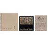 Libros sobre Códices. Los Códices de México / Le Codex de Xicotepec / Cuauhnáhuac 1450 - 1675. Pzs: 3.