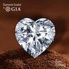 6.01 ct, D/FL, TYPE IIa Heart cut GIA Graded Diamond. Appraised Value: $1,442,400