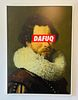 Tudor Style Glicee Portrait #1 of 10, signed & Dated