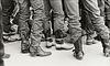 "DOUGLAS KENT HALL (American 1938-2008) A PHOTOGRAPH, ""Mesquite Texas,"" 1973,"