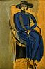 Henri Matisse (After) - Portrait of Greta Prozor