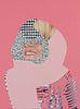 Jennifer Nehrbass, Pink Portrait
