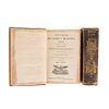 Galván Rivera, Mariano.Nueva Colección de Leyes y Decretos Mexicanos en Forma de Diccionario.México:1853.T. I-II,únicos publicados.Pz:2