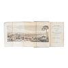 Bullock, William. Six Months' Residence and Travels in Mexico. London: John Murray, 1824. 11 Láminas en negro y cuatro en color.