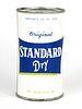 1959 Standard Dry Beer 12oz Flat Top Can 33-10