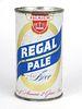 1959 Regal Pale Beer 12oz Flat Top Can 121-04.1