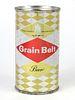1961 Grain Belt Beer 12oz Flat Top Can 74-02.1