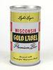 1968 Wisconsin Gold Label Beer (metallic) 12oz Tab Top Can T135-19