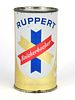 1960 Ruppert Knickerbocker Beer 12oz Flat Top Can 126-22.2