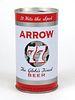 1967 Arrow 77 Beer 12oz Tab Top Can T35-29