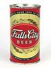 1949 Falls City Beer 12oz Flat Top Can Lilek257