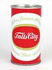 1969 Falls City Beer 12oz Tab Top Can T62-14