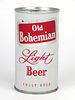 1974 Old Bohemian Light Beer 12oz Tab Top Can T99-20