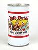 1966 Old Dutch Beer 12oz Tab Top Can T100-08.2