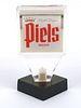 1968 Piel's Light Lager Beer  Acrylic Tap Handle