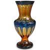 Fine Italian Nuova Cev Crystal Vase