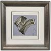 "Roy Lichtenstein (1923-1997) ""White Brush Stroke Offset Litho"
