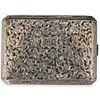 835 Silver Cigarette Case