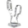 Dan Murphy Aluminum Ribbon Sculpture