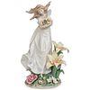 "Lladro ""Mystical Garden"" Porcelain Figurine"