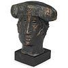 Mid-Century Alvar Sunol Matador Signed Bronze