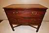 CHIPPENDALE CHEST ON STAND