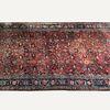 Fine Antique Agra Rug