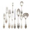 Wallace Grand Baroque Sterling Flatware Set